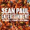 Entertainment 2 0 feat Juicy J 2 Chainz and Nicki Minaj Single