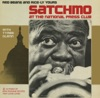 Satchmo at the National Press Club Red Beans and Rice Ly Yours