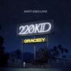 220 KID & GRACEY - Don't Need Love artwork