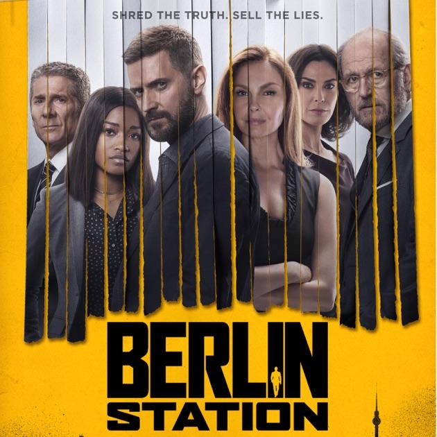 Berlin Station 3x03 Espa&ntildeol  Disponible