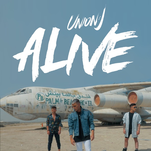 Download Union J - Alive - Single [2018] [EDM RG] Torrent