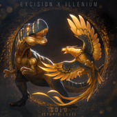 Gold (Stupid Love) [feat. Shallows] - Excision & Illenium
