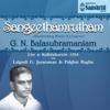 Sangeethamrutham (Live at Kallidaikurichi, 1954)