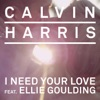 I Need Your Love feat Ellie Goulding Remixes Single