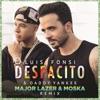 Despacito Major Lazer MOSKA Remix Single