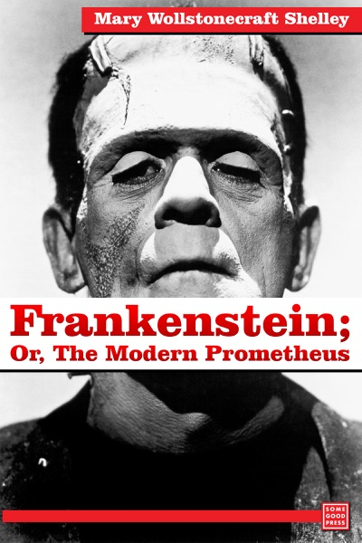 frankenstein a modern prometheus essay Comparing frankenstein to prometheus essays throughout frankenstein, the author, mary shelley uses common mythological and biblical reference to deftly connect the reader to her continuing theme in the novel mary shelley refers to these well-known figures so that the reader may better understand a.