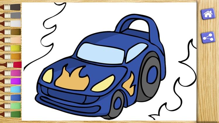 Игры рисуешь машину