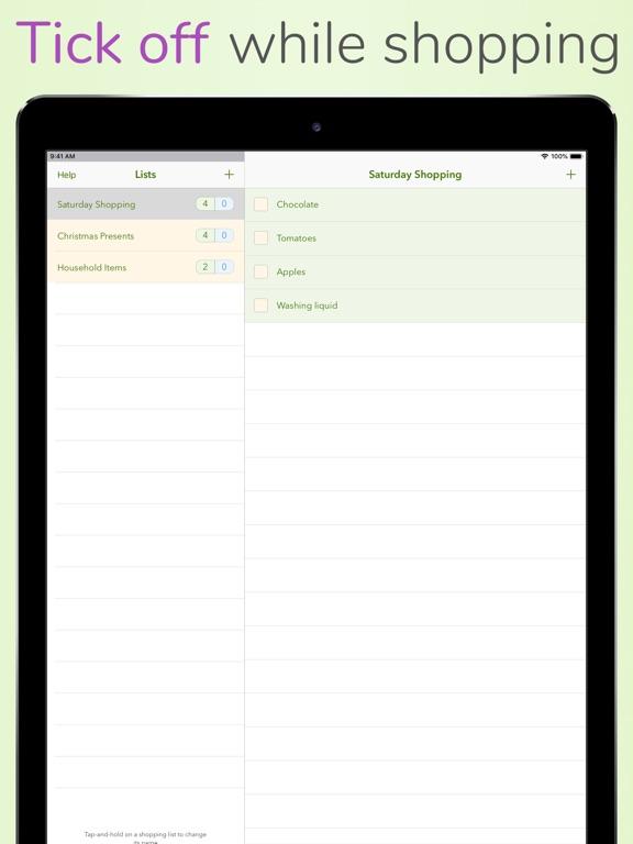 Shwopping App Screenshots