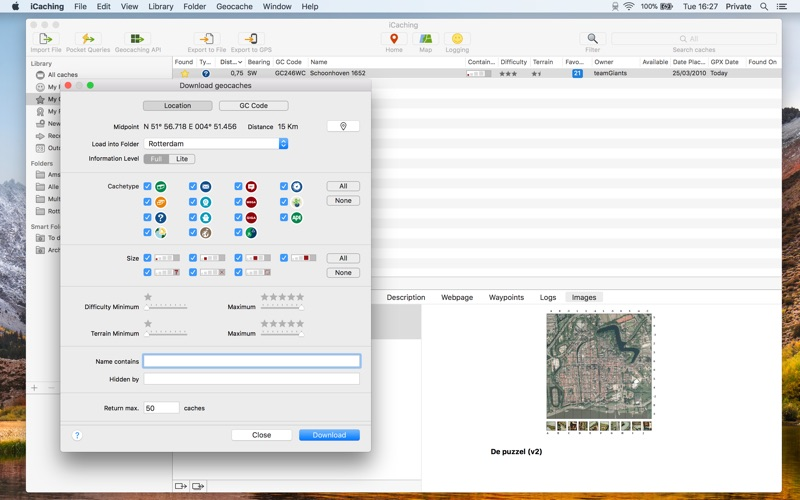 macOS Screenshot