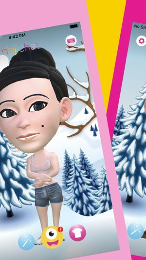 Mojichat:表情3D动态图片打针吃药儿童图片