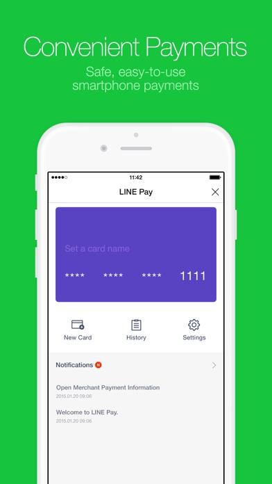 LINE Screenshots