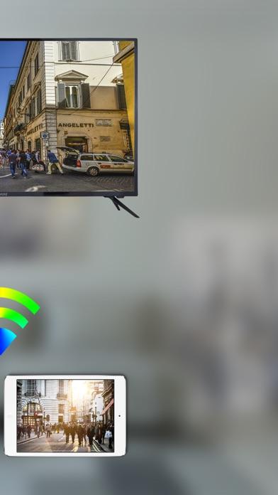 Pro Mirror Cast 4 Polaroid TV Screenshots