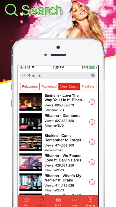 MyTube - Stream and Play Screenshots