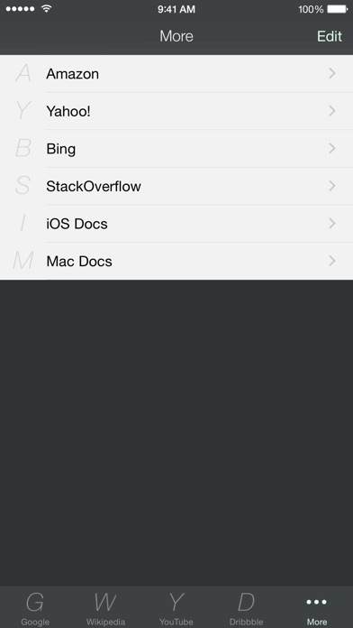 Searcher+ (for iPhone & iPad) Screenshots