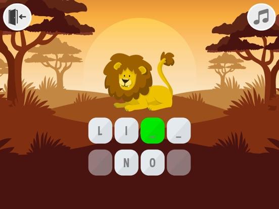 Krakeln : Learning words Screenshots