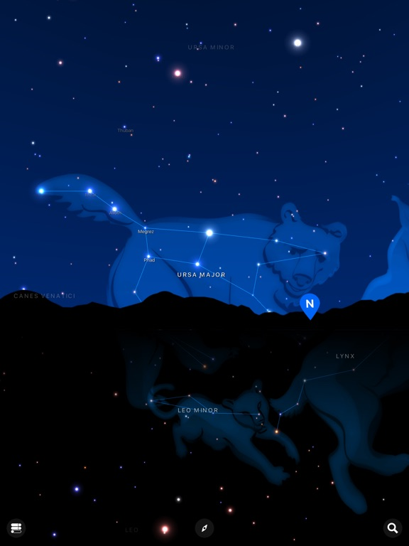 Starlight AR Screenshots