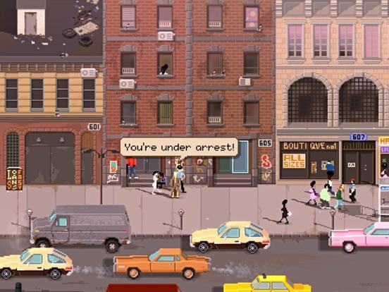 Beat Cop Screenshots