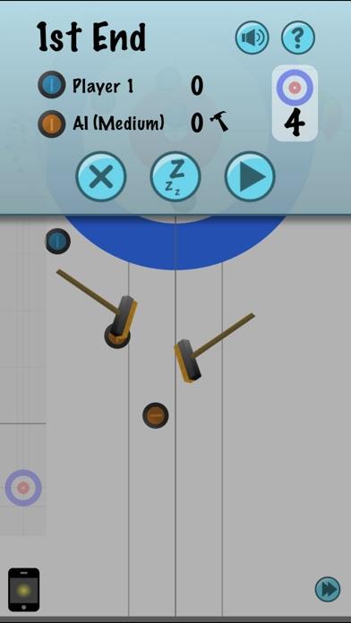 The Last Rock Curling Screenshots