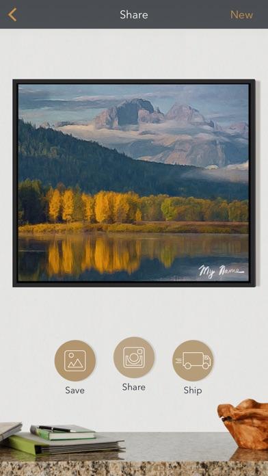 Brushstroke Screenshots