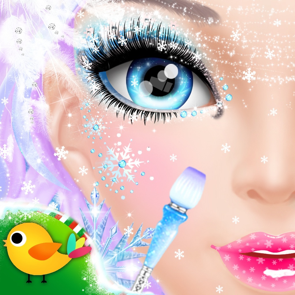 Приложение по подборке макияжа