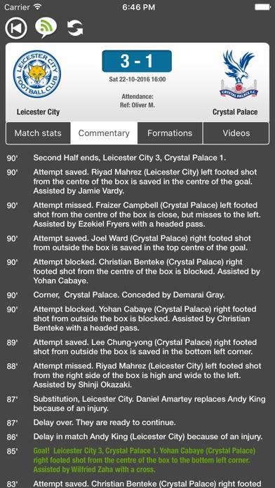 My Football Pro 5 Screenshots