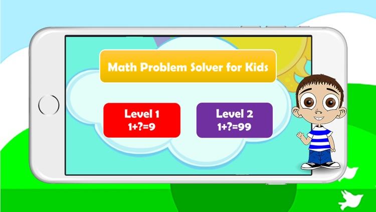 Math problem games