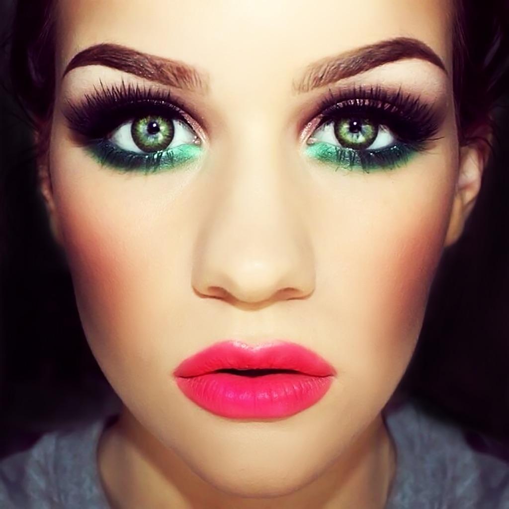 Виртуальный макияж фото