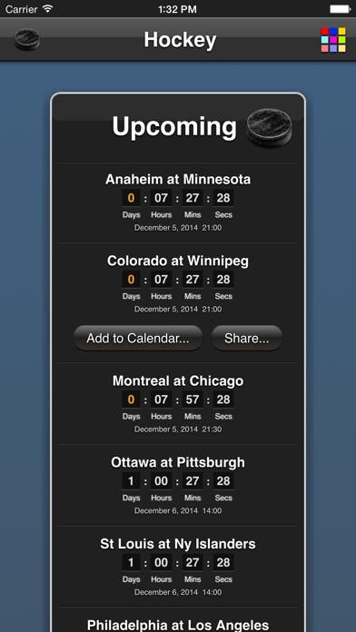 Hockey Games Screenshots