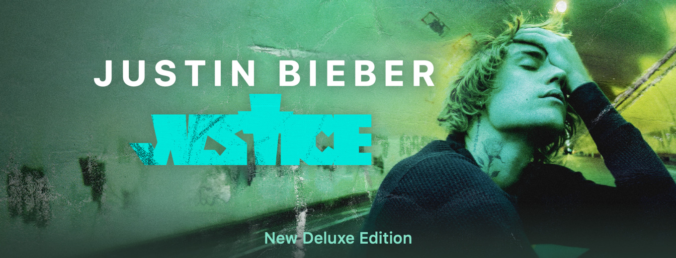 Justice (Triple Chucks Deluxe) by Justin Bieber