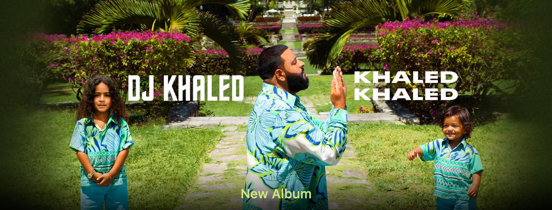 KHALED KHALED by DJ Khaled