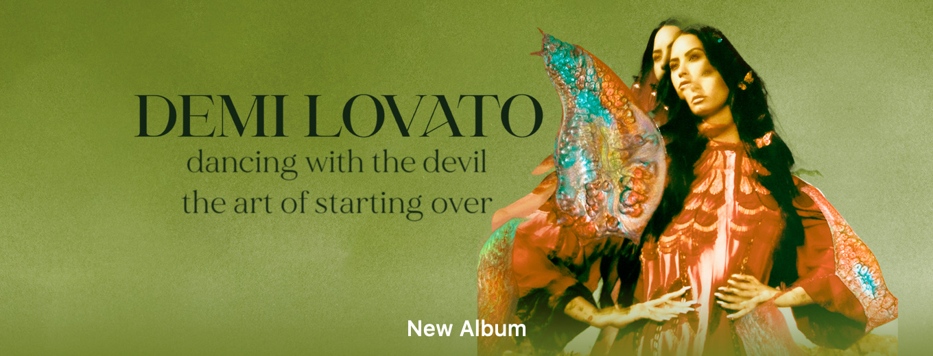 Dancing With the Devil: The Art of Starting Over by Demi Lovato