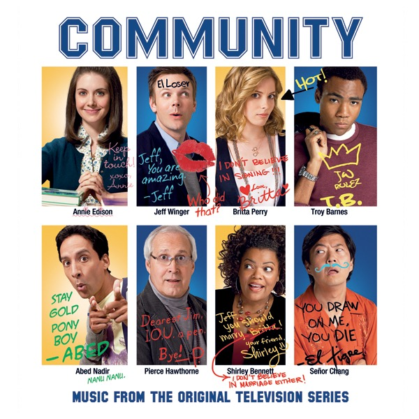 """At Least It Was Here (""""Community"""" Main Title) [Full Length Version]"""