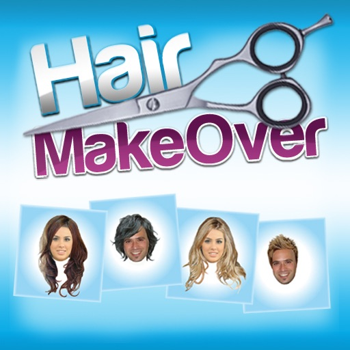 Hair MakeOver - new hairstyle & haircut in a minute