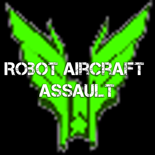 Robot Aircraft Assault -FREE- icon
