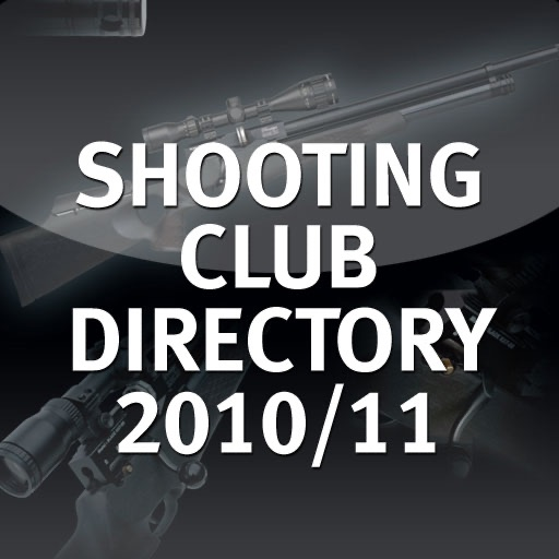 Shooting Club Directory 2010/11 icon