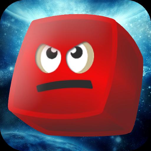 Cubecore - Flick Physics Puzzle Quest