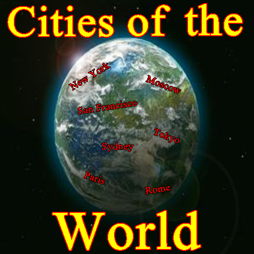Cities of the World Trivia - FREE