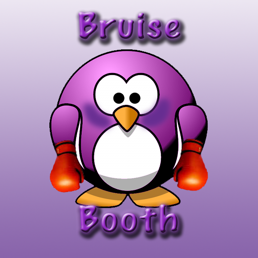 Bruise Booth - FREE face photo bruiser icon