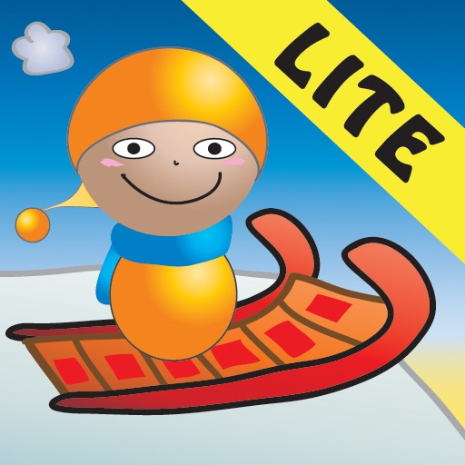 Little Red Sled 3D - Lite