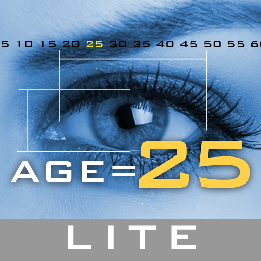 PhotoAge Lite - セレブや有名人を写真年齢を調べてみよう!