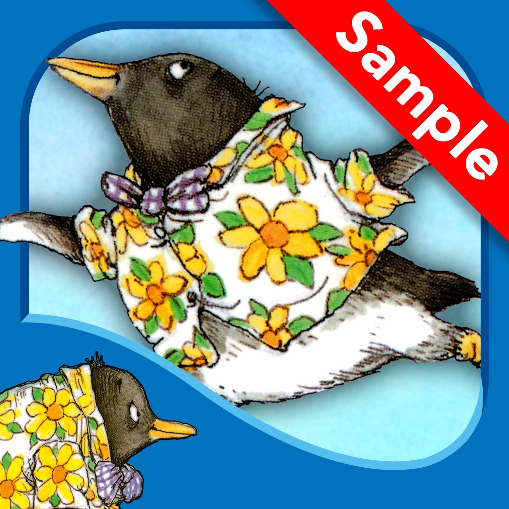 Tacky the Penguin - SAMPLE