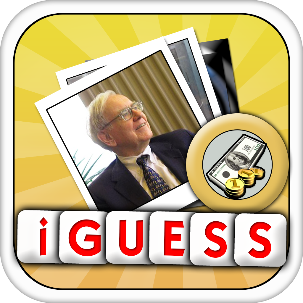 iGuess for The World's Billionaires Free ( Important and Peoples Pictures Quiz )