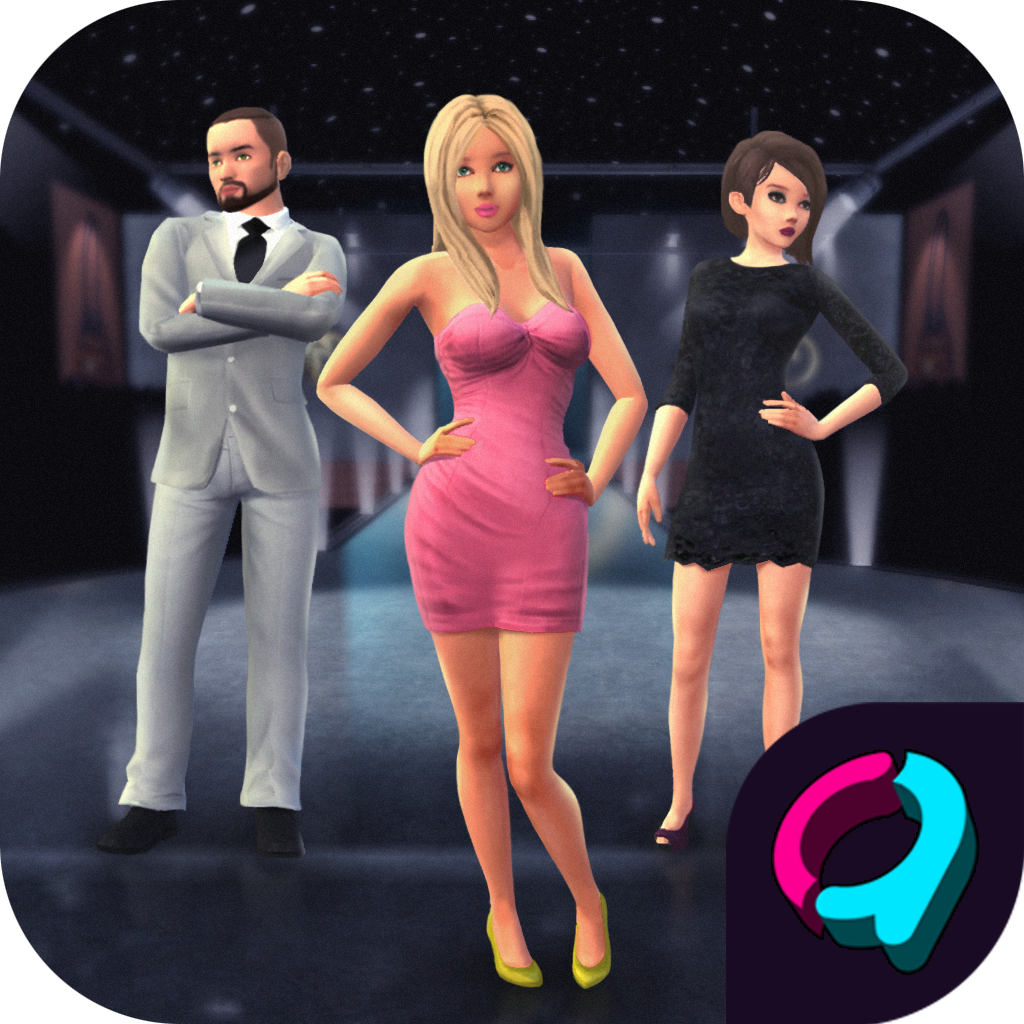 Avakin Starstyle: Fashion - Model & Judge - Socialize And Party