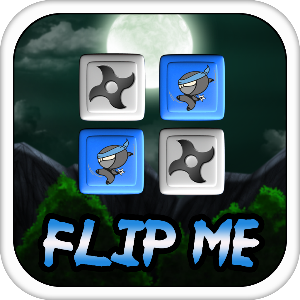 Ninja Assassin Shuriken Flip Battle Pro : Flips Tile Puzzle Games For Every One