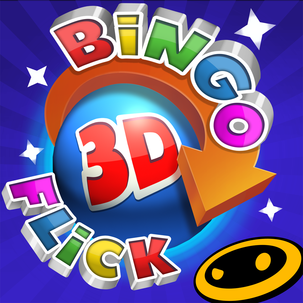 Bingo Flick 3D icon