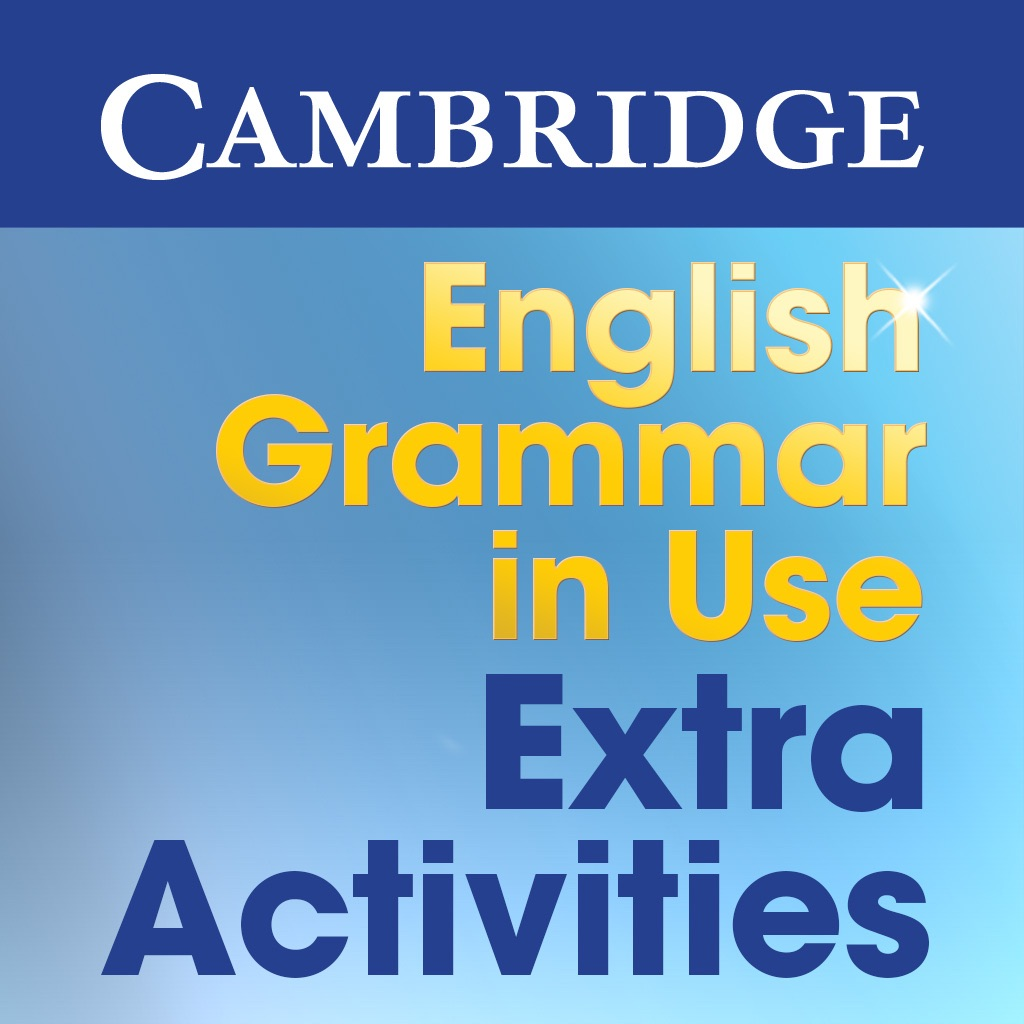 English Grammar in Use Activities icon