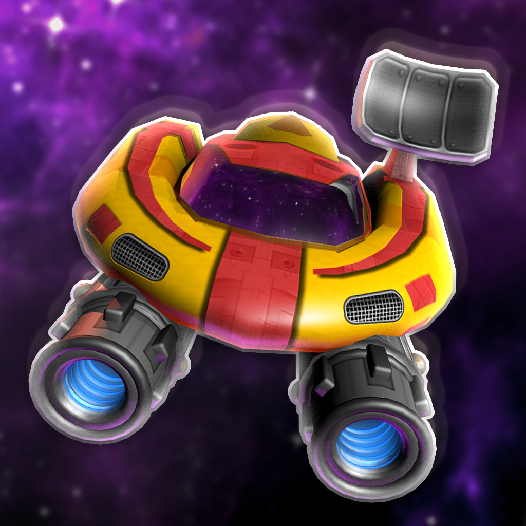 Space Miner: Space Ore Bust for iPad