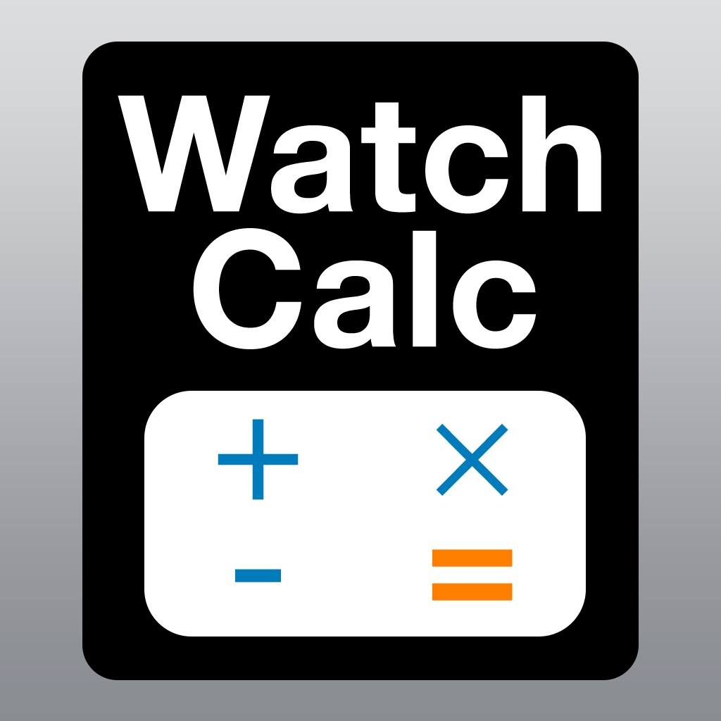 Watch Calculator - Calcy Calc
