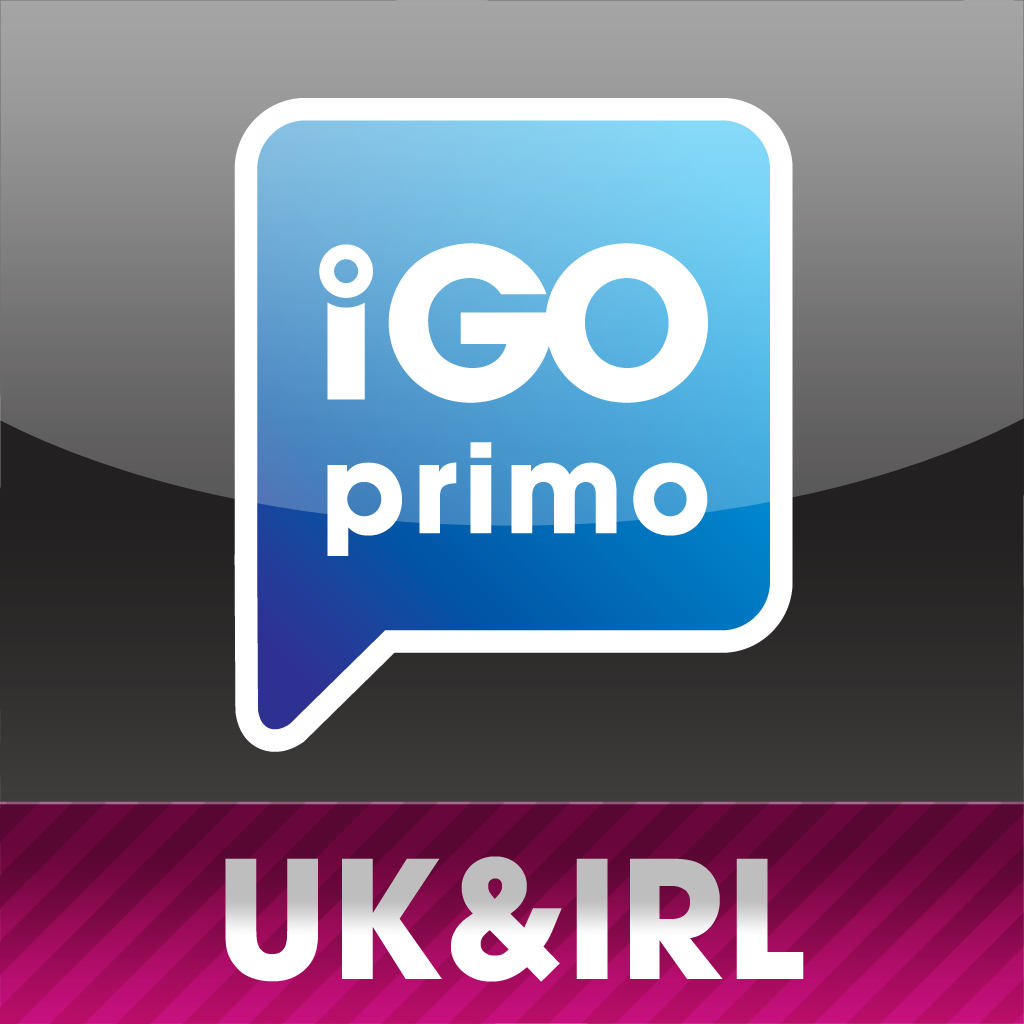 UK & Ireland - iGO primo app