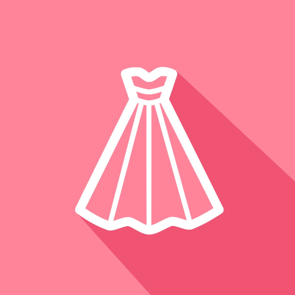 Impossible Flappy Dress Color icon